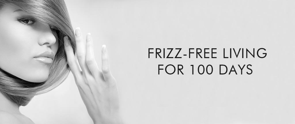 Frizz Free Living Banner